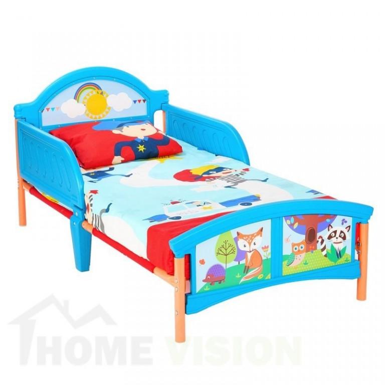 Детско легло Delta Cildren Горски животни