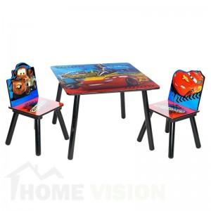 Комплект маса с два стола Delta Children Cars