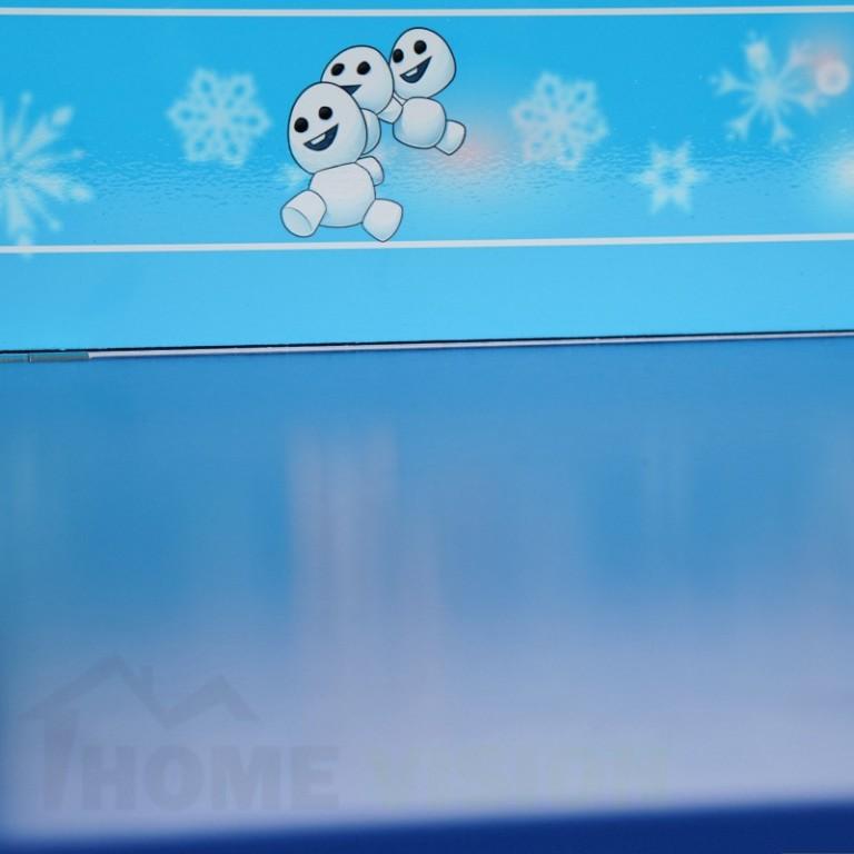 Скрин с ракла Замръзналото кралство
