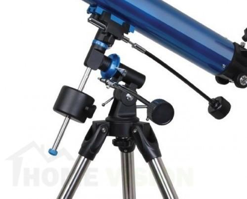 Ахроматичен рефракторен телескоп Meade Polaris 80 mm EQ