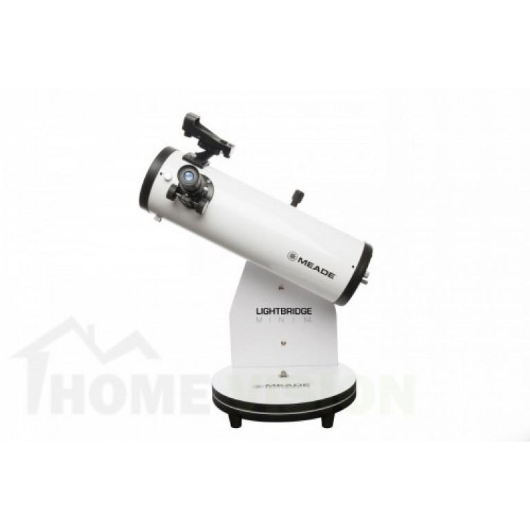 Нютонов телескоп Meade LightBridge Mini 114 mm