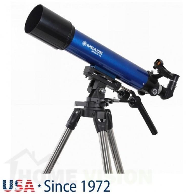 Ахроматичен рефракторен телескоп Meade Infinity 90 mm