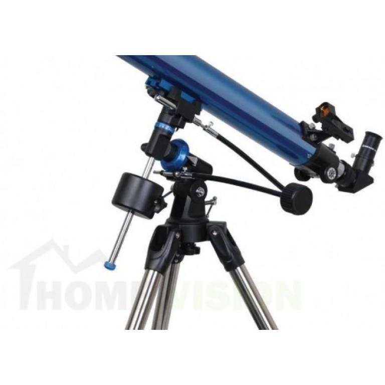 Ахроматичен рефракторен телескоп Meade Polaris 70 mm EQ
