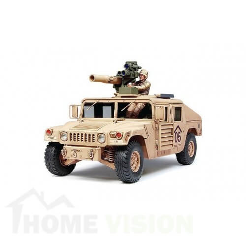 1:35 M1046 Humvee – TOW Missile Carrier