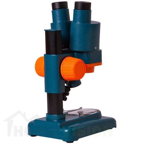 Стереомикроскоп за изследване на големи обекти Levenhuk LabZZ M4