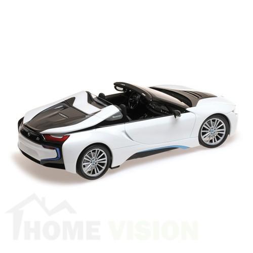 BMW I8 ROADSTER (I15) – 2017 – WHITE METALLIC