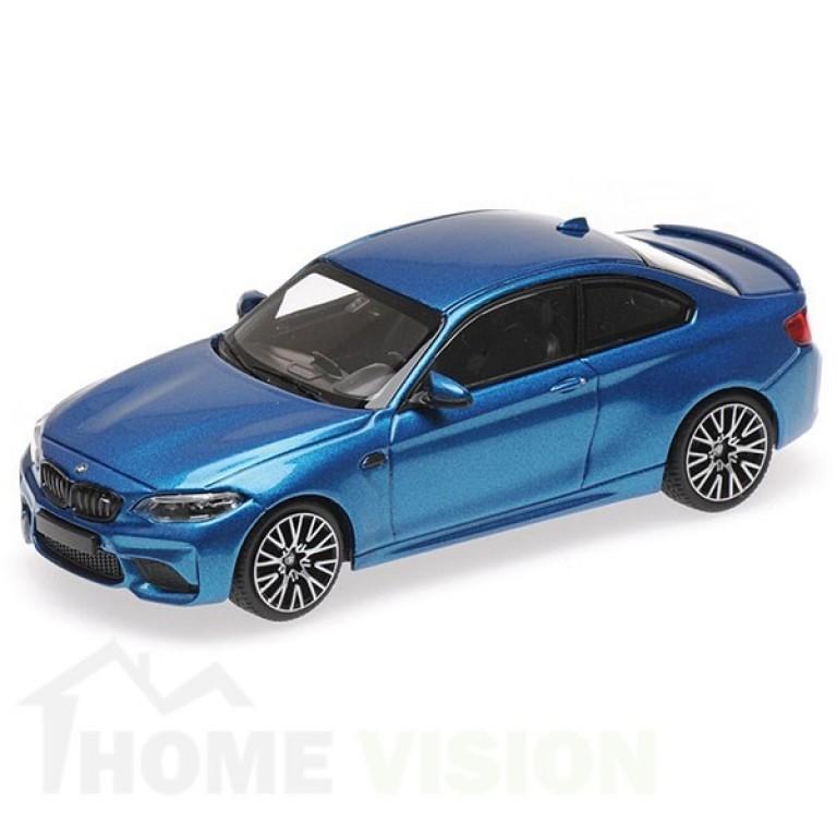 BMW M2 COMPETITION - 2019 - BLUE METALLIC