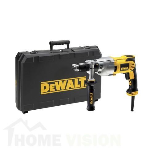 Ударна бормашина 2-скоростна DEWALT DWD530KS 1300W