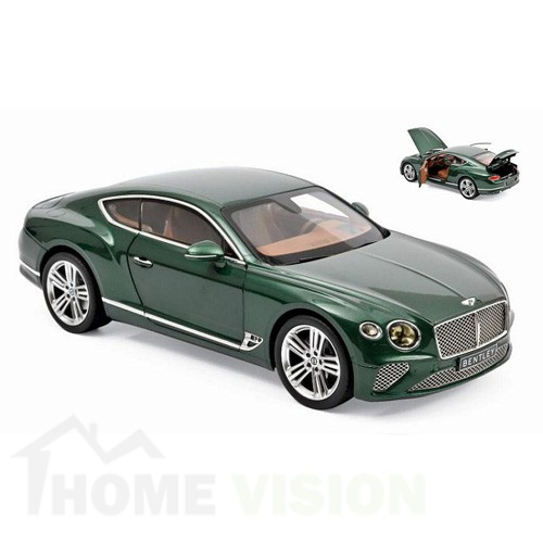 Bentley Continental GT 2018 - Verdant metallic