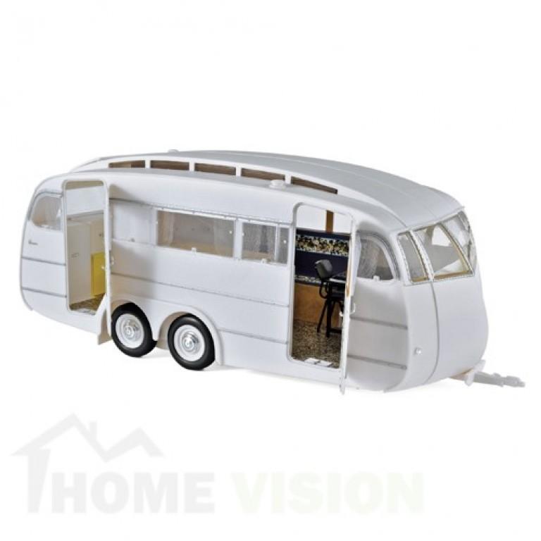 Caravane Henon 1955 white