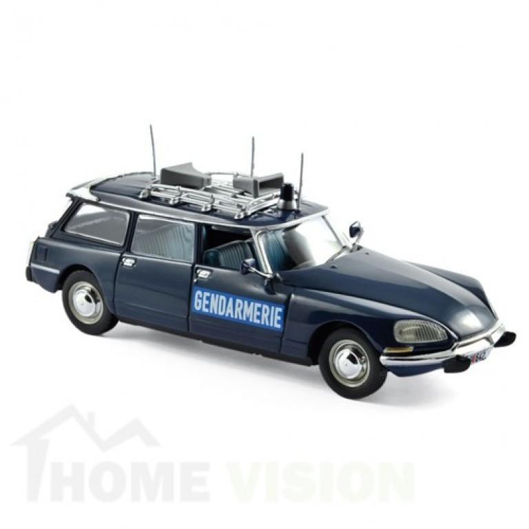 Citroën Break 21 1974 Gendarmerie