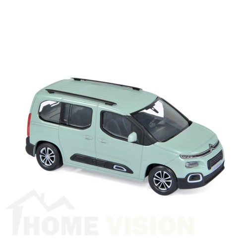 Citroen Berlingo 2018 - Aqua Green