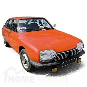 Citroen GS X2 1978 - Ibiza Orange