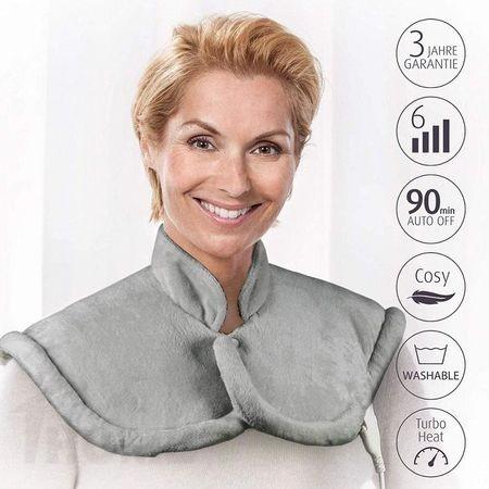 Електрическа грейка за врат и рамена Medisana HP 622