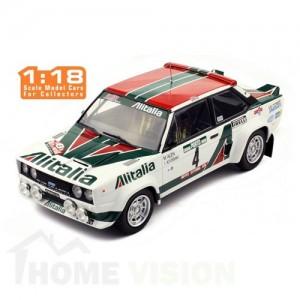 FIAT 131 ABARTH #4 M. ALEN-I. KIVIMAKI RALLY PORTUGAL 1978