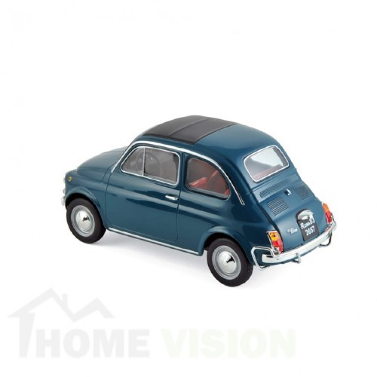 Fiat 500 L 1968 - Blue