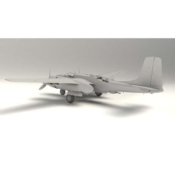 1:48 Американски бомбардировач А-26Б-15 Инвейдър, Втора световна война (A-26B-15 Invader, WWII American Bomber)