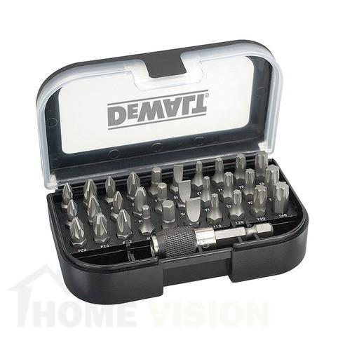 Комплект професионален магнитен адаптор и битове DEWALT DT7944 31 части