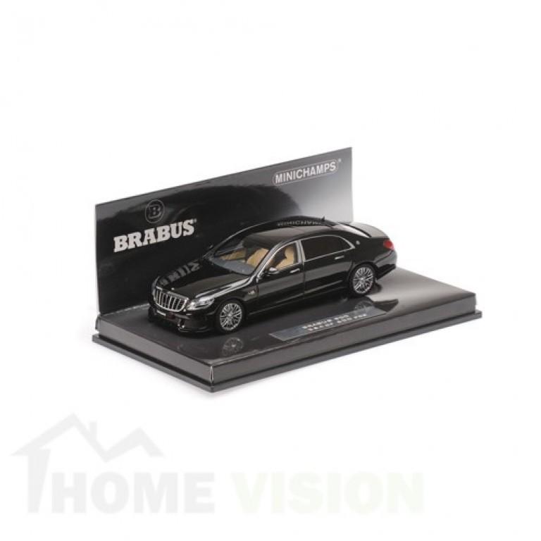 MAYBACH BRABUS 900 AUF BASISMERCEDES-BENZ - MAYBACG S 600 -2015 - BLACK