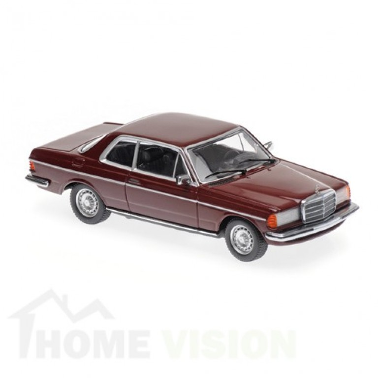 MERCEDES-BENZ (W123) 230CE - 1976 - RED - MAXICHAMPS