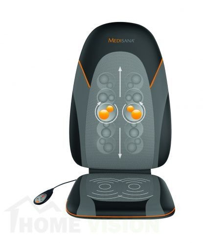 Масажираща седалка Medisana Shiatsu Technogel Massage Cushion MC 830