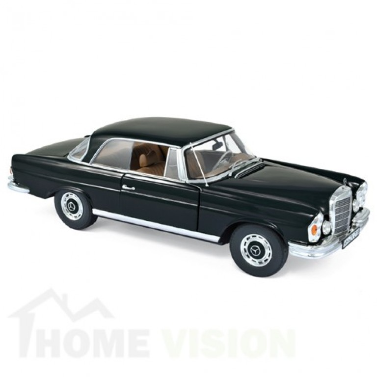 Mercedes-Benz 280 SE Coupe 1969 Black