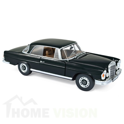 Mercedes-Benz 280 SE Coupe 1969 Black