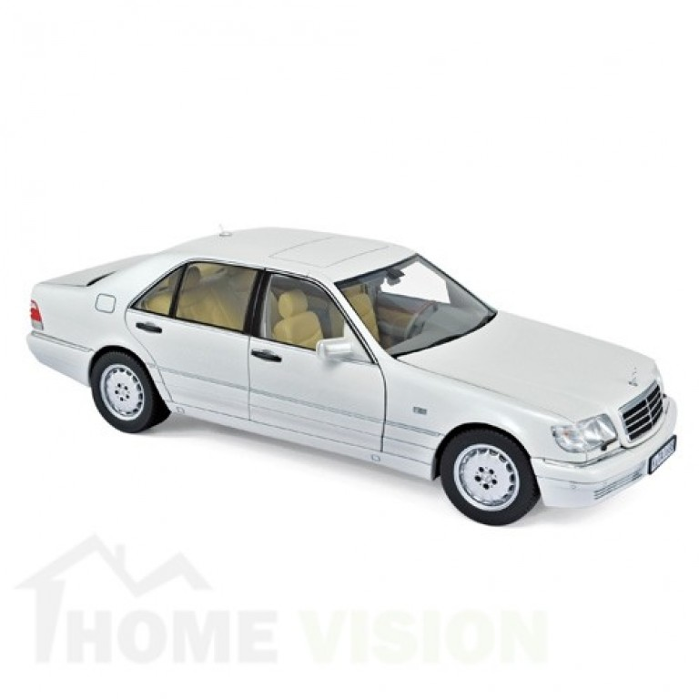 Mercedes-Benz S320 1997 - White metallic