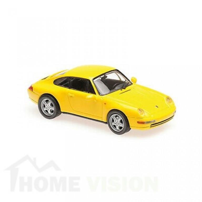PORSCHE 911 (993) – 1993 – YELLOW - MAXICHAMPS