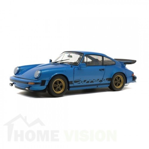 PORSCHE 911 CARRERA 3,0 COUPE -MINERVA BLUE - 1984
