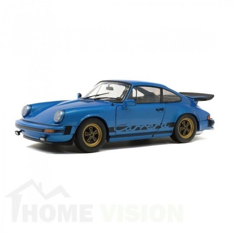 PORSCHE 911 CARRERA 3,0 COUPE -MINERVA BLUE - 1984