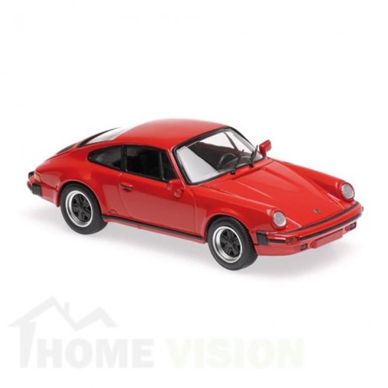 PORSCHE 911 SC - 1979 - RED - MAXICHAMPS