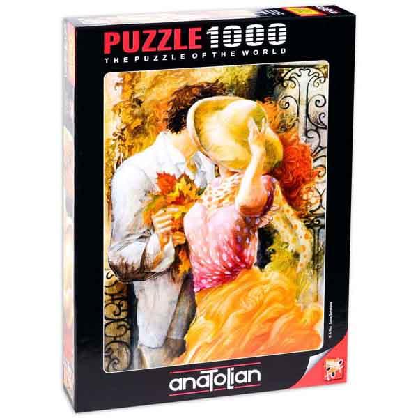 Пъзел Anatolian от 1000 части - Есенни листа