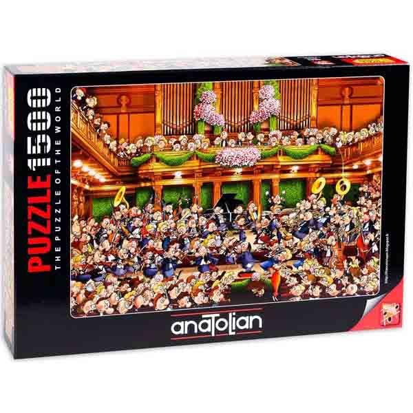 Пъзел Anatolian от 1500 части - Концерт