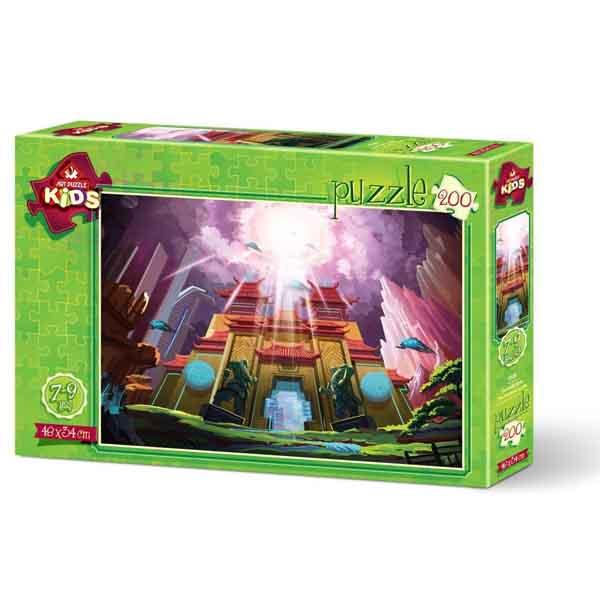 Пъзел Art Puzzle от 200 части - Фантастичният дворец