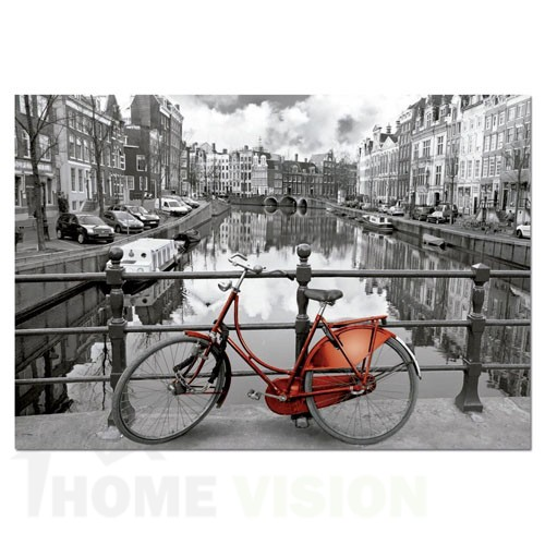 Пъзел Educa от 1000 части - Амстердам
