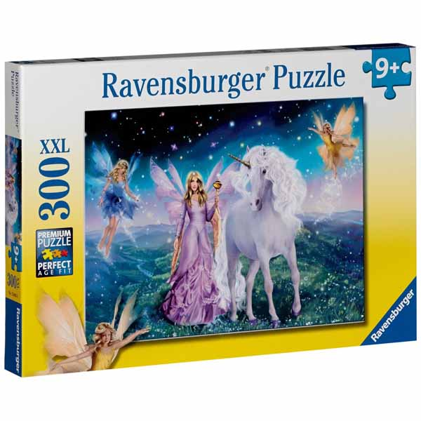 Пъзел Ravensburger от 300 части - Магически еднорог
