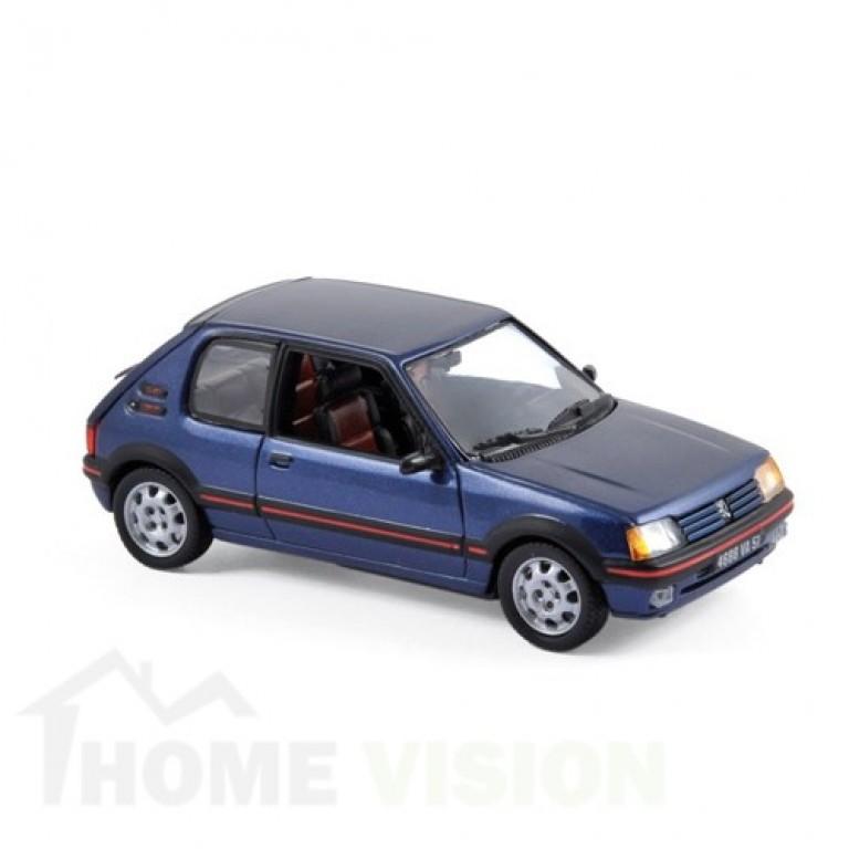 Peugeot 205 GTi 1.9 1992 - Miami Blue
