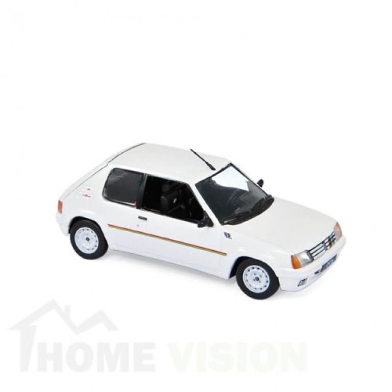 Peugeot 205 Rallye 1988 - Meije White