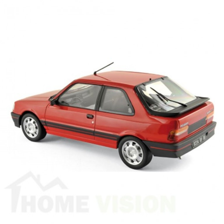 Peugeot 309 GTI 1987 - Red