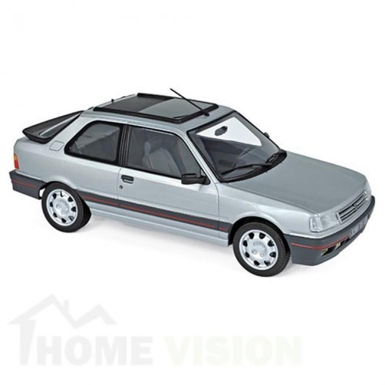 Peugeot 309 GTi 1987 - Futura Grey metallic