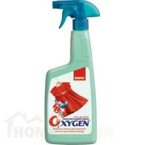 Почистващ препарат за премахване на петна Sano Oxygen Trigger 750 ml