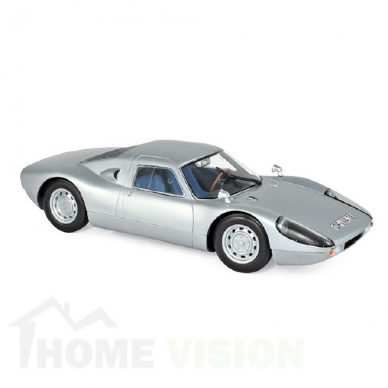 Porsche 904 GTS 1964 - Silver