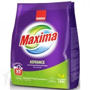 Прах за пране Sano Maxima Advance 1.25 кг