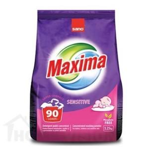 Прах за пране Sano Maxima Sensitive 3.25 кг