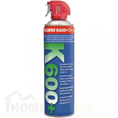 Препарат против летящи насекоми Sano K600+ 500 мл