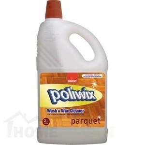 Препарат за почистване на паркет Sano Poliwix Parquette 2л