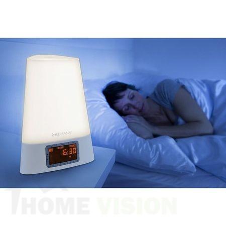 Радиочасовник с лампа Medisana WL 460 Sunrise Alarm Clock