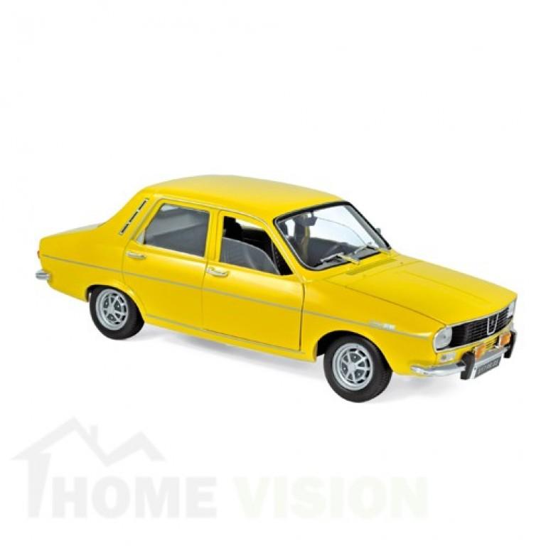 Renault 12 TS 1973 - Yellow
