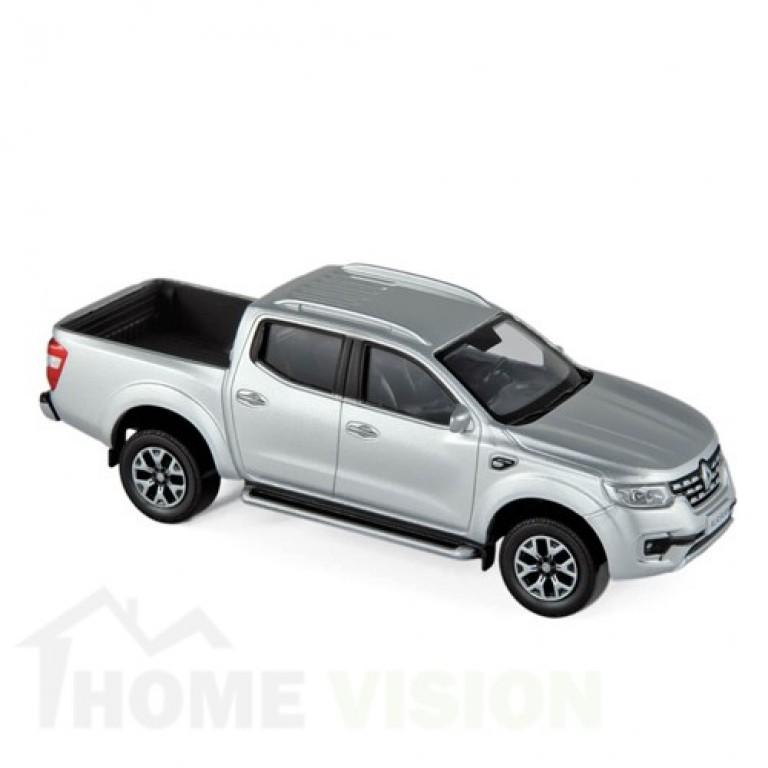 Renault Alaskan Pick-Up 2017 - Silver